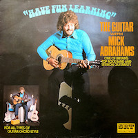 """Mick Abrahams – """"Have Fun Learning"""" - The Guitar With Mick Abrahams"""