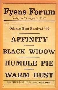 Affinity Band Plakat