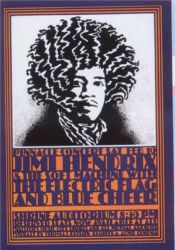 Blue Cheer Plakat