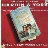 Hardin & York - Still A Few Pages Left