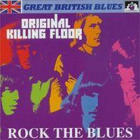 Killing Floor, die Band von Mick Clarke und Bill Thorndycraft