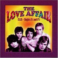 Love Affair - Ellis Singles A's And B's