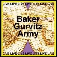 Baker Gurvitz Army - Live In Derby 1975
