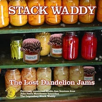 Stack Waddy – The Lost Dandelion Jams