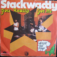 Stack Waddy - You Really Got Me