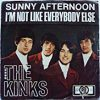 Kinks Sunny Afternoon/I'm Not Like Everybody Else